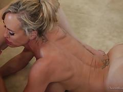 Brandi love and ash hollywood sexy shower sex