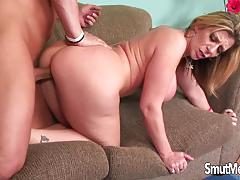 Wild richelle ryan bounces on this hard cock