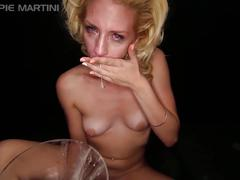 Payton love getting gangbanged and left with creampies
