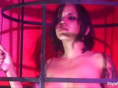 Shyla stylez hot threesome