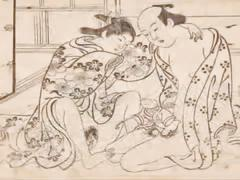 Antique girls â—� bbc shunga art  history japanese paintings and prints documentary 2016
