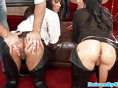 anissa kate, ass, anal, busty, cum, wet, black, fingering, atm, pornstar, oil, trio, deepthroat, audition, closeup, rimjob