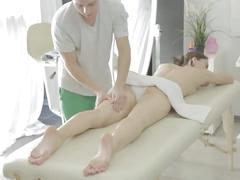 Anal sex after warm massage - aruna aghora