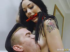 Monster dick for mistress alessa savage