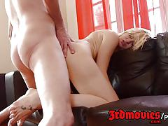 Sexy charlyse angel dumper pumped