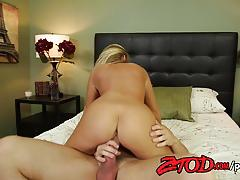 Sweet britney young banged hard