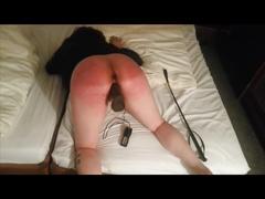 20 yo slave humiliated and commanded to masturbate
