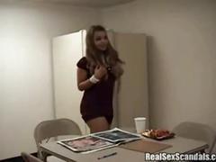 Couple gets caught on cam having sex in the breakroom hotcamsluts.website.tk