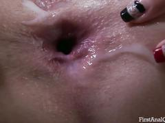 Brutal anal gets young leila croft fully satisfied