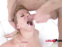 Lara de santis milf assfucked & dap'ed (0% pussy) sz1194