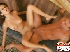 Hottie daisy dukes loves hard cock