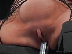 milf, blonde, threesome, bdsm, big tits, domination, dildo, hot wax, electro bdsm, real time bondage, cherry torn, rain degrey