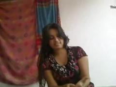 Indian it girl living together with colleagu