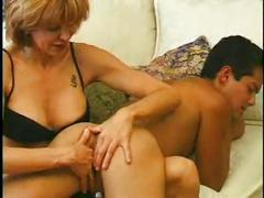 Mother like play with son prostate www.tastylemon.nu