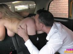 Female fake taxi tourist introduced to taxi tradition