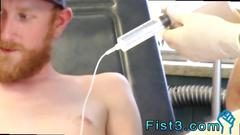 Black male anal fisting gay xxx first time saline injection for caleb