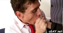 Lubricous blowjob for gay stud movie video 1