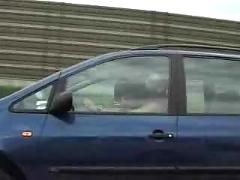 Crazy driving =)