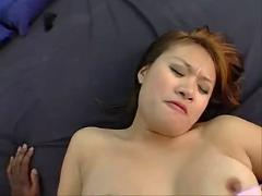 asian, black and ebony, cumshots