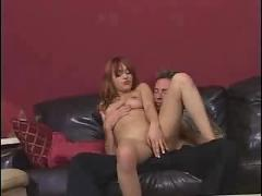 Cytherea squirting redhead
