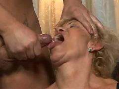 Granny effie get assfucked by tv repairman troia