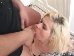 Heavy pierced milf marina with lots of rings in pussy fetish