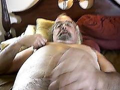 Jerk off close up