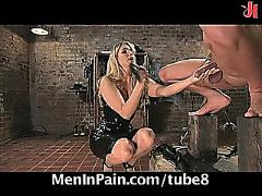 Great femdom session