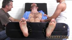 Shaved legs on male truck drivers gay officer christian wilde tickled