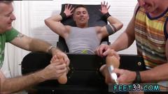 Feet gay sex movieture sebastian tied up tickled