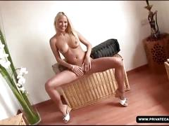 Carla cox casting is her first time anal...