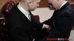Bear barebacks mormon ass blowjob