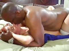 Hard interracial fucking for rio wife