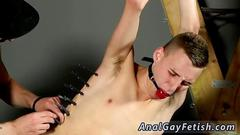 Little bitch slave gets tortured by a horny pervert