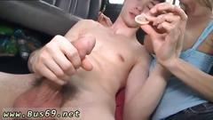 Russian straight male gay porn star xxx blake tags along with us rail of his life