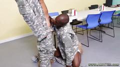 Gay man sucking soldiers yes drill sergeant