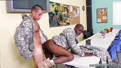 Gay men blowjob movies first time yes drill sergeant