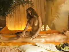 Turkish massage from hot blonde milf