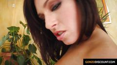 Gianna pornstar - watch her masturbating closely