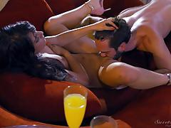 Gina valentina crammed by logan pierce