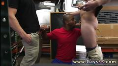 Big asian dick straight guys gay first time desperate fellow does anything for money