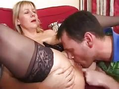 Tasty-curvy-milf-riding-a-fat-cock