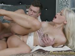 Dane jones hot fuck for deepthroating blonde