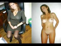 Dressed and undressed#3