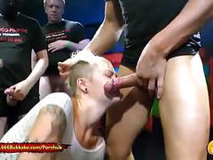 Extreme pissing gangbang slut amy pink - 666bukkake