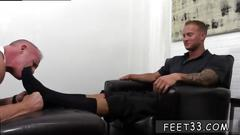 Gay white feet fetish movies dev worships jason james manly feet