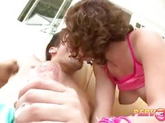 Pervcity katie stives getting freaky with a fat cock