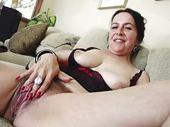 Muff messing mature miss nina swiss