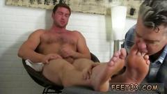 handjob, twink, footjob, feet, gay, toe sucking