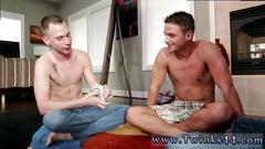 Strawberry gay twinks cocks first time bottom poker